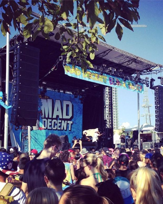 San Diego Gets The Mad Decent Treatment At The 2014 Block Party