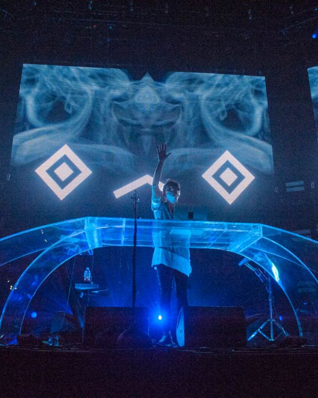Porter Robinson Brings His World to the Shrine