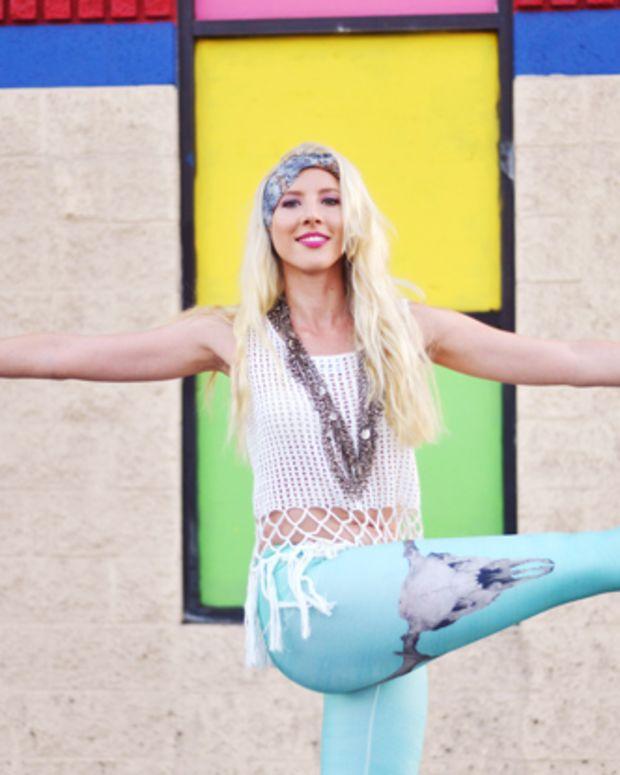 Style: The Urban Yogi - Elevating Our Spiritual And Fashion Senses