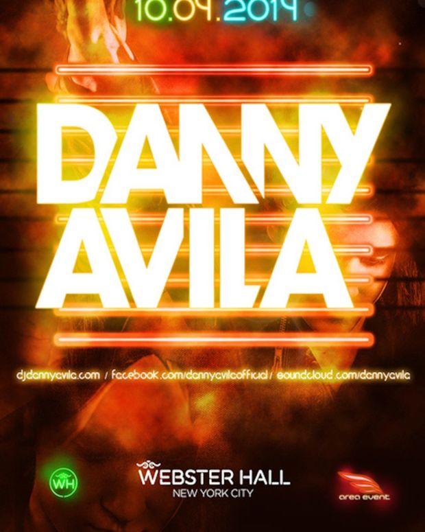 NYC Spotlight: brite nites Presents Danny Avila At Webster Hall 10/4
