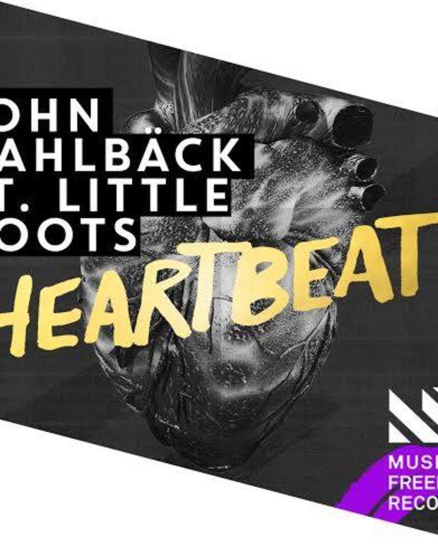 New Progressive House: John Dahlbäck - Heartbeat (ft. Little Boots)