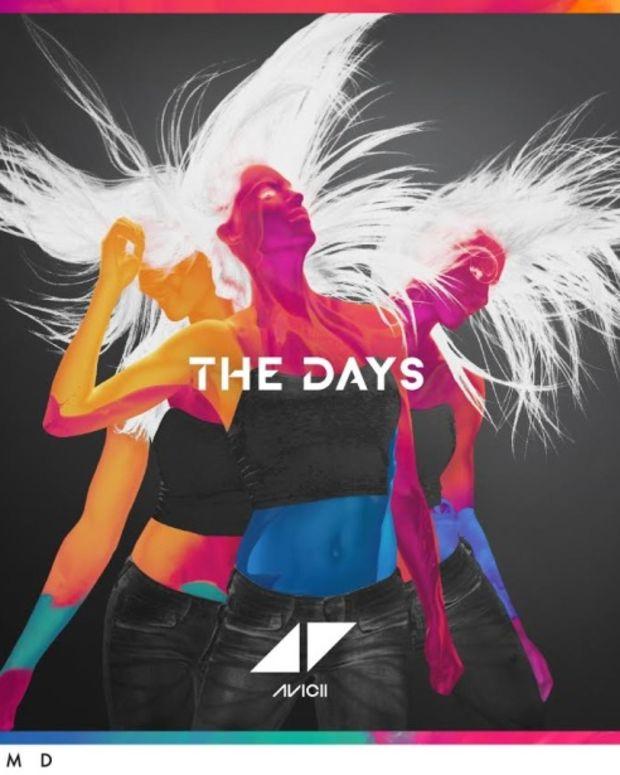 New Progressive House: Avicii - The Days