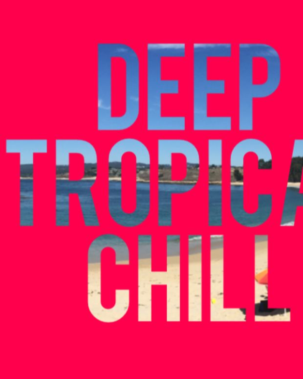 New Magnetic Podcast: Deep Tropical Chill Mixed By David Ireland