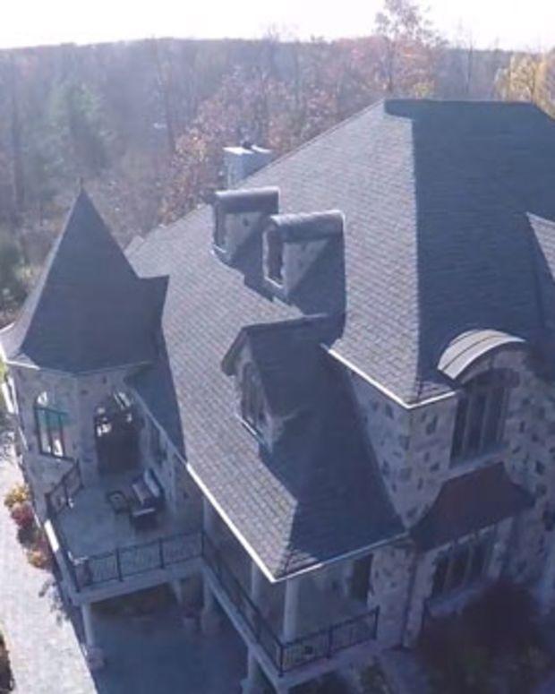 Take An Aerial Tour deadmau5' New Mansion
