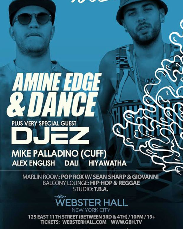 Spotlight: Armine Edge & Dance At Girls & Boys Inside Webster Hall