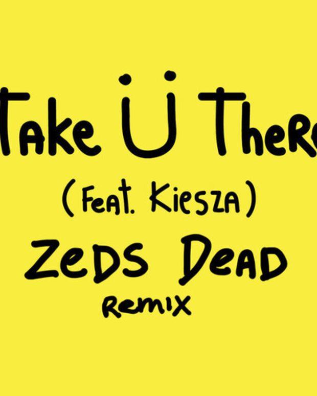First Listen: Zeds Dead x Jack U - Take U There (Remix)
