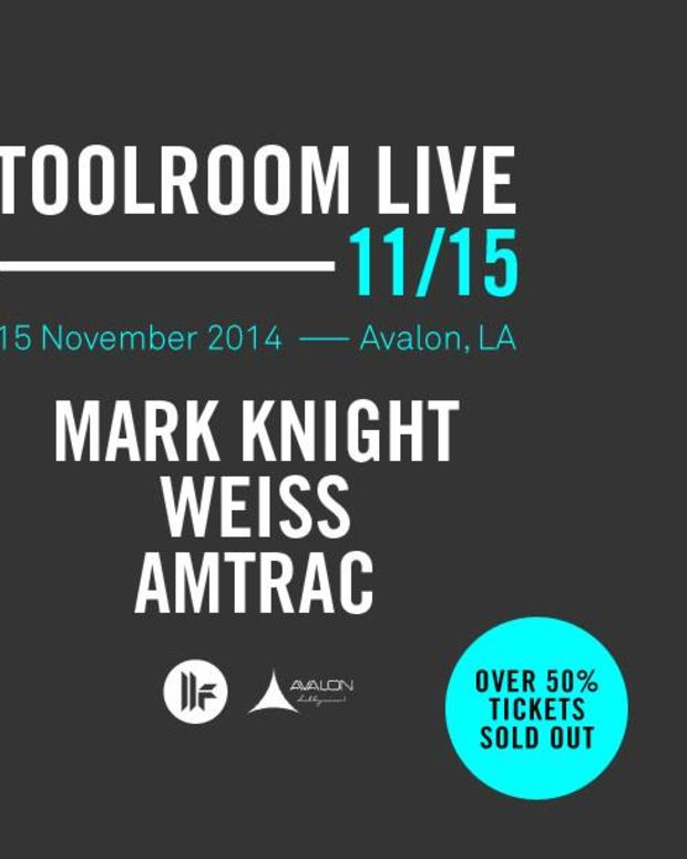 Toolroom Records Re-Launch Party Saturday at Avalon