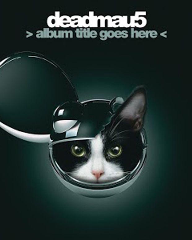 deadmau5: deadmau5 >Album Title Goes Here