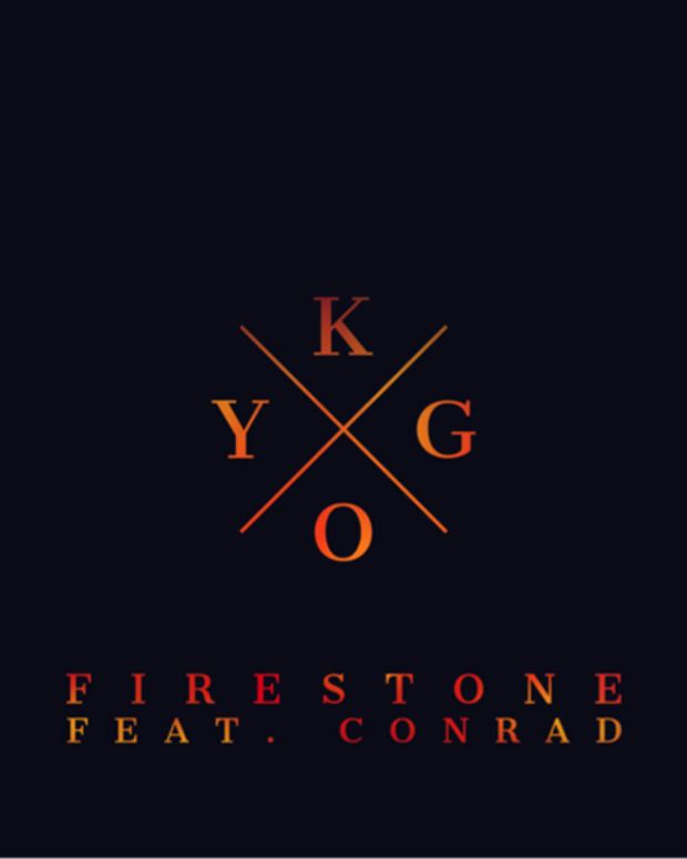 "New Tropical House: Kygo ""Firestone"" Featuring Conrad"