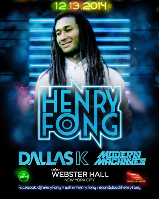 Spotlight: Henry Fong @ brite nites Inside Webster Hall NYC