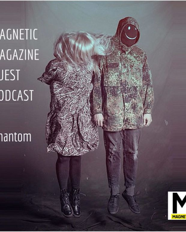 Magnetic Magazine Guest Podcast and Interview With Finland's Leftfield Specialists Phantom