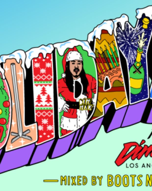Free Download: DIM MAK's Funky 'House For The Holidays' Mix