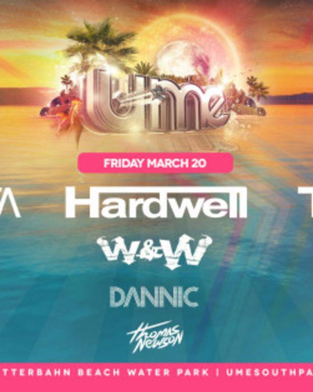 Hardwell, David Guetta, & Tiesto Top UME Lineup