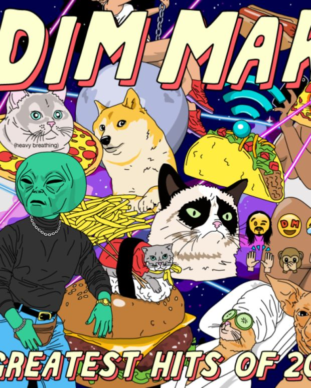 The Dim Mak 2014 Greatest Hits Is A Less Obvious Recap
