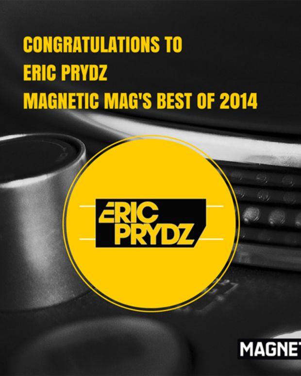 Magnetic Magazines Best DJ Mix 2014