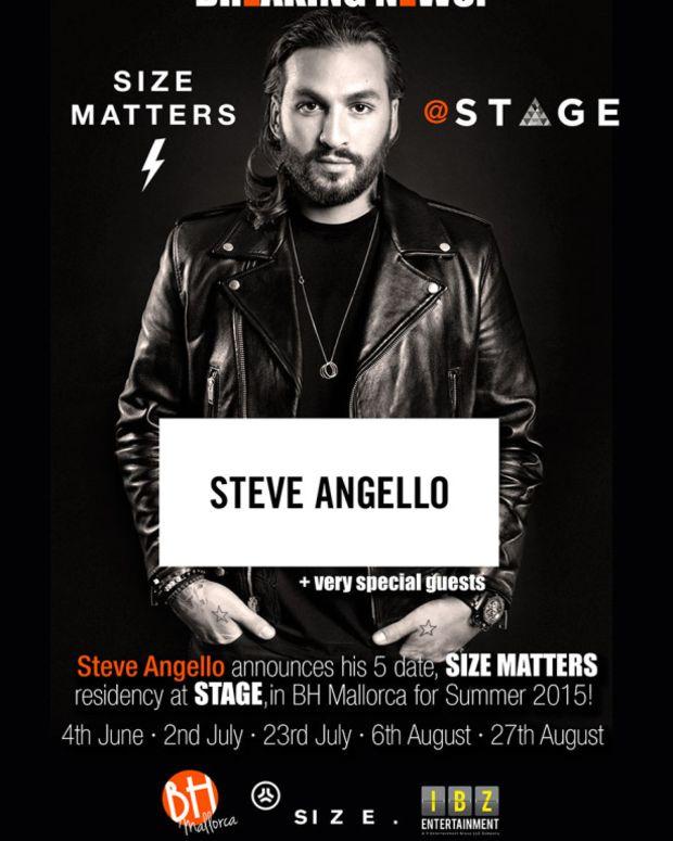 Steve Angello Joins Ibiza Rival, Mallorca