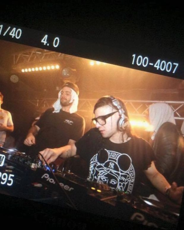 Skrillex & What So Not Announce Unexpected Collab With Toto
