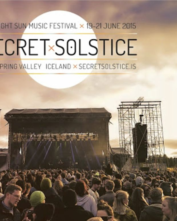 Secret Solstice Brings Back 72-Hour Sunlight Party