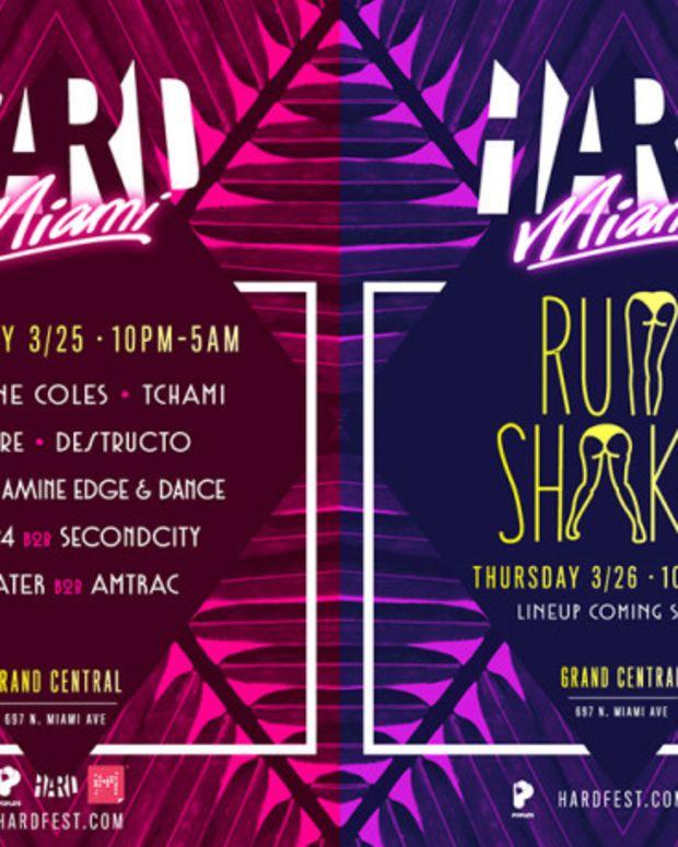 HARD Miami Announces Events, Lineup