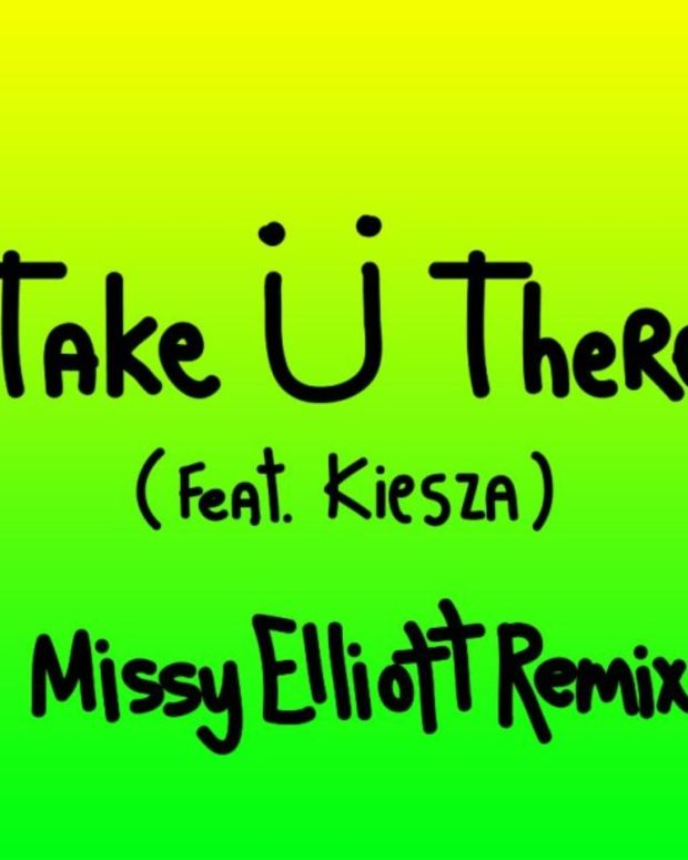 Jack U 'Remixed' By Missy Elliott