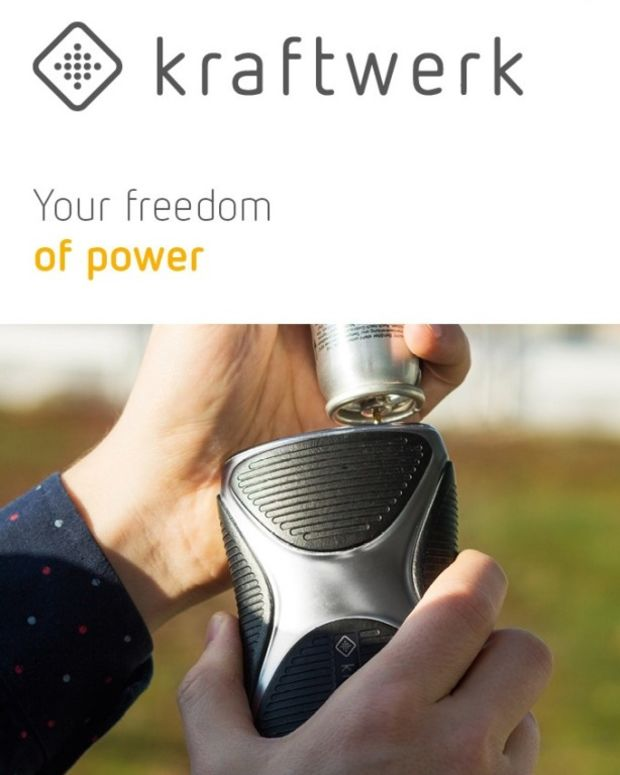 Meet Kraftwerk... The Charging Device