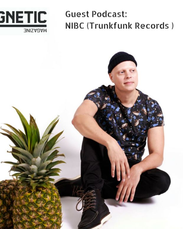 Magnetic Guest Podcast: Trunkfunk Records Label Boss, Berlin's NIBC