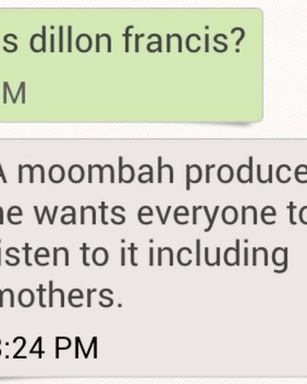 Dillon Francis Leaks New Monster Moombahton Track