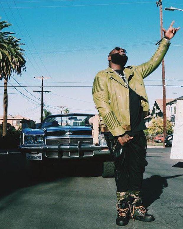 Jay-Z & Rick Ross Turned Trap By GTA