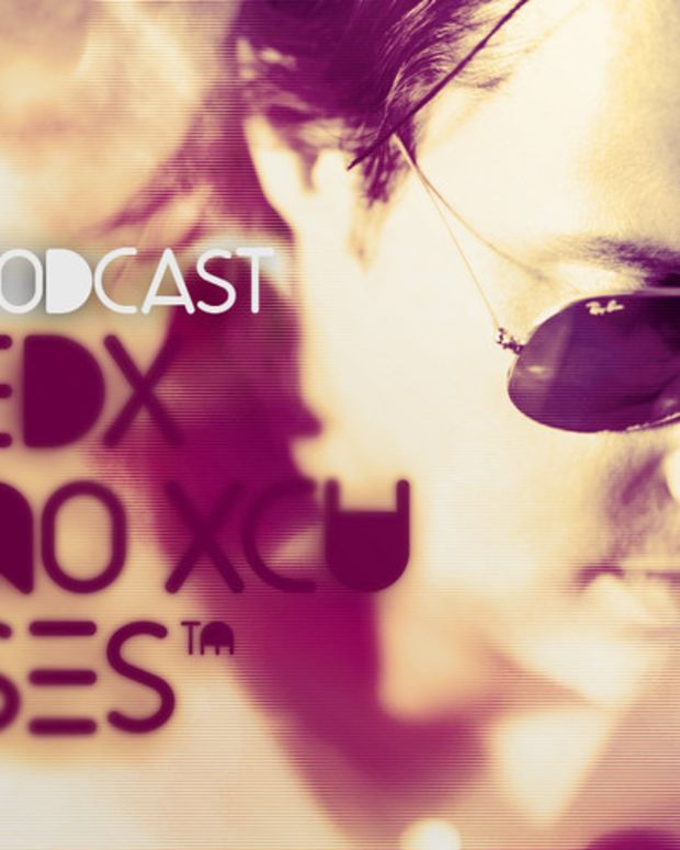 Exclusive Podcast Premiere: EDX - No Xcuses 211