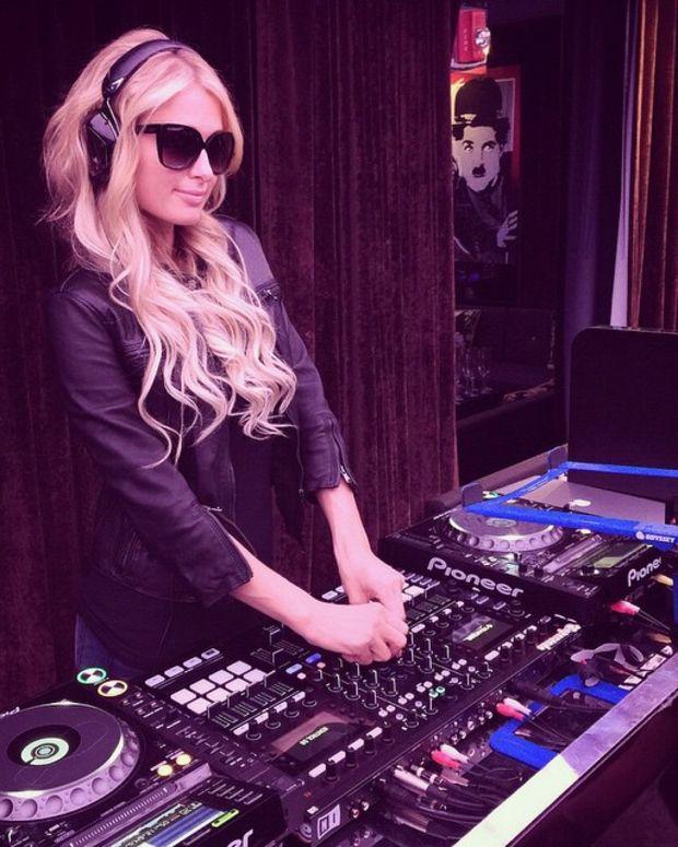 DJ Paris Hilton To Headline 'World's Largest Music Festival'