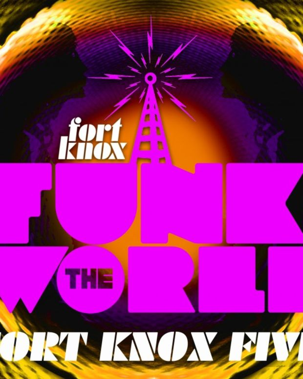 PREMIERE: Funk The World Is Sweltering