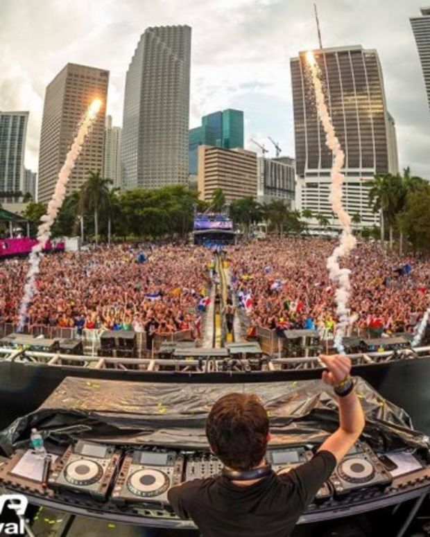 Hardwell's Manager Discusses Future of EDM
