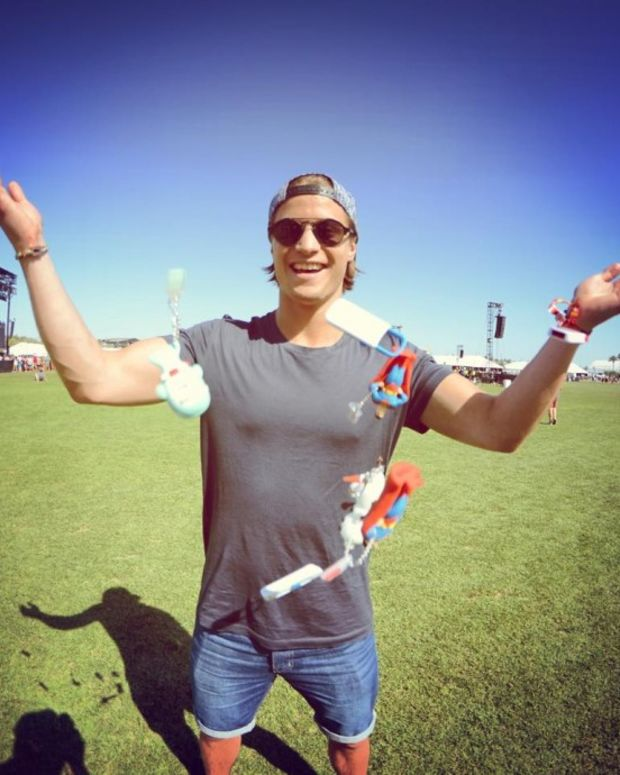Kygo Drops Surprise On Coachella, Literally