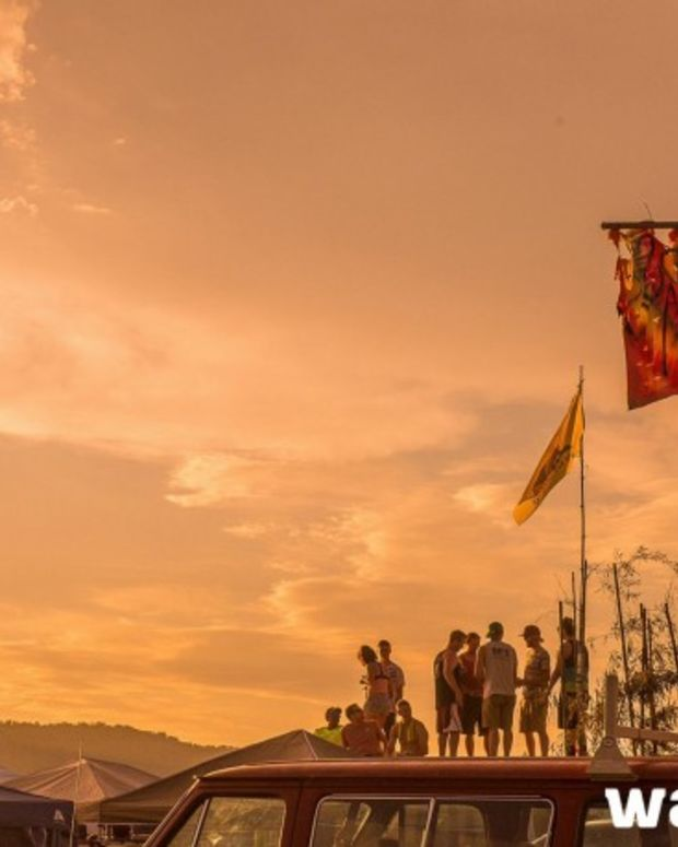 Wakarusa Schedule Released