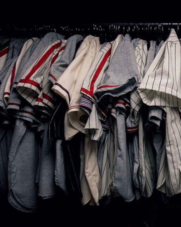 "Akomplice x Ebbets Field Flannels 2015 ""Behind The Needle"" Lookbook"