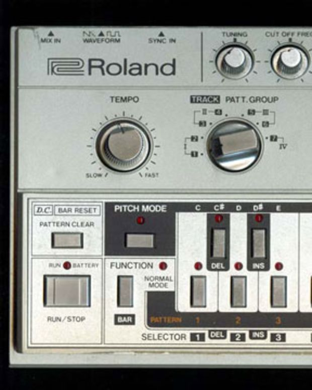 Keep Your Vintage Champagne I'm Buying Vintage Synths