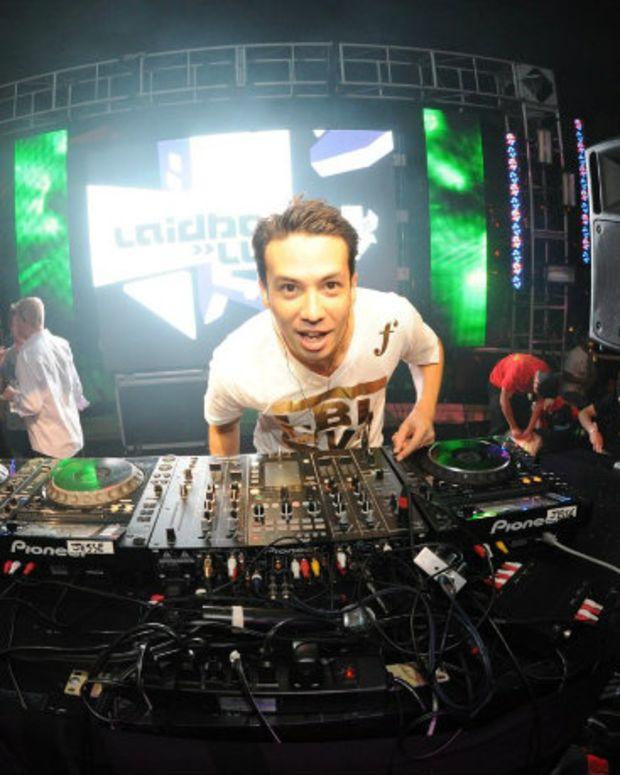 Laidback Luke Announces Deep House Record Label