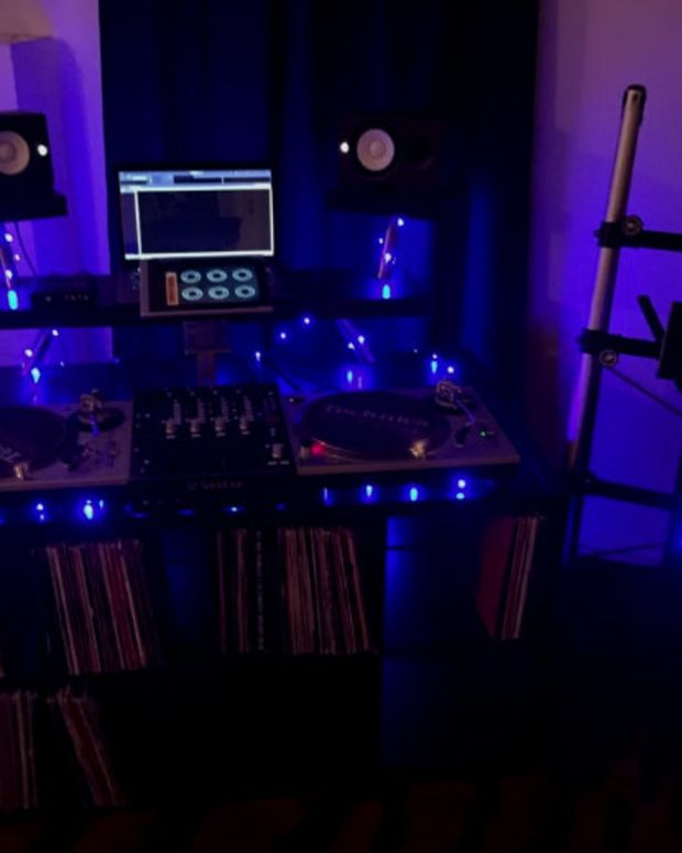 Watch: How To Build A Home DJ Booth With Ikea Parts