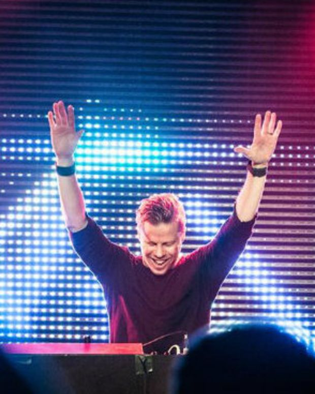 Ferry Corsten Announces Stacked North American Tour (Tickets)