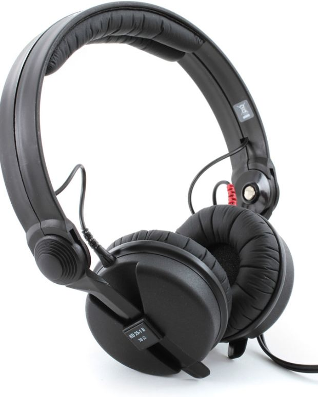 Gear Review: The Sennheiser HD 25-1 II Professional Monitoring Headphones