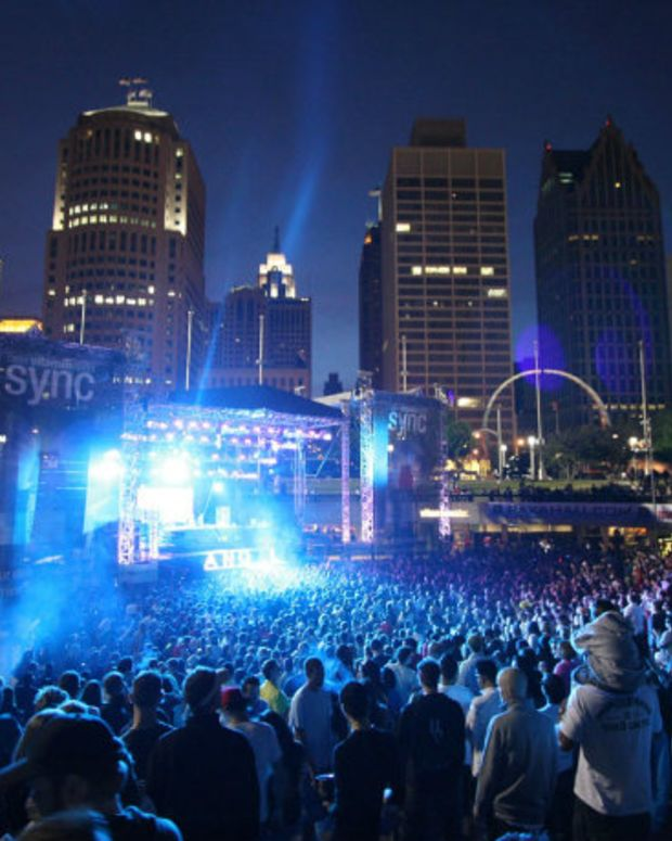 Sounds Of Detroit: 10 Essential Tracks From The Birthplace Of Techno