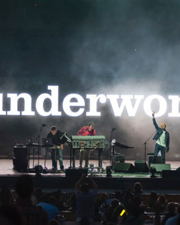 Why The New School EDM ActsShould Pay Attention To Underworld