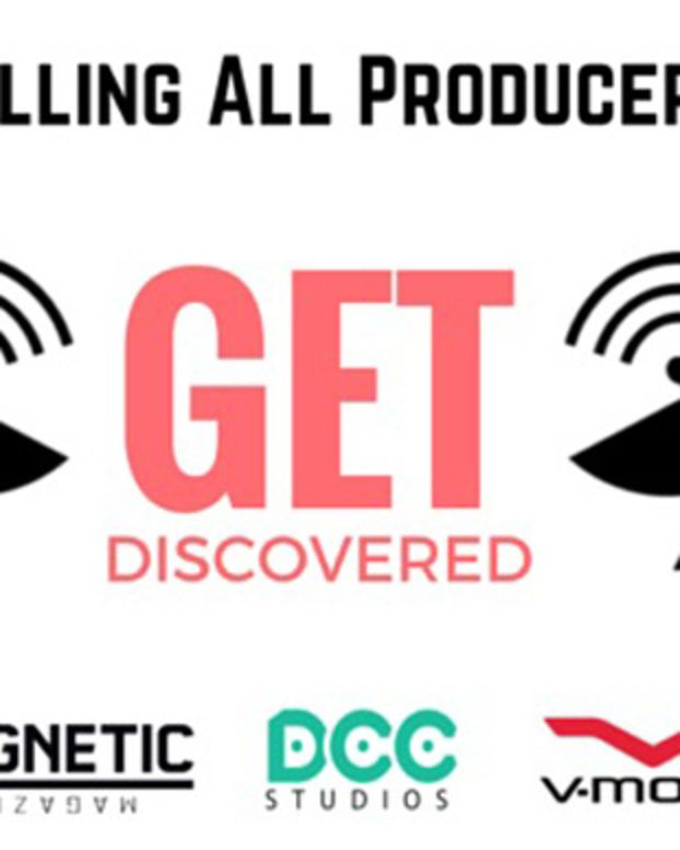 """Calling all Amateur Producers - DCC Studios Presents The """"Get Discovered"""" Contest"""