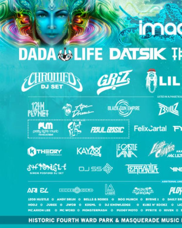 Imagine Festival Phase 2 Lineup & 2014 After Movie