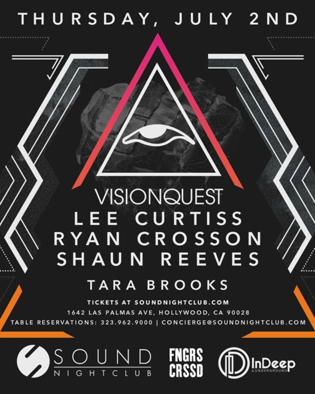 Visionquest Set To Kick Off Independence Day Weekend in LA!