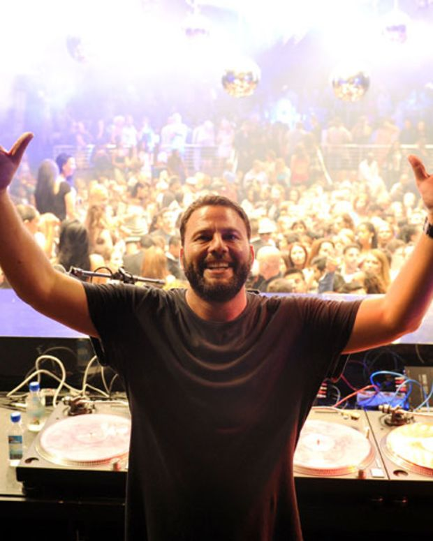 EDM Industry Podcast: Name Dropping With Guest David Grutman (LIV Miami)