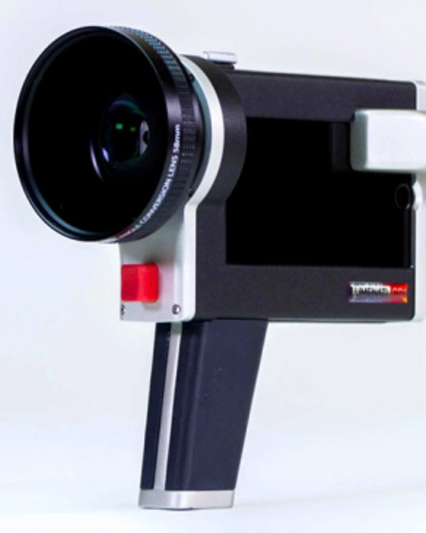 New Lumenati CS1 Camera System For iPhone Is A Game Changer