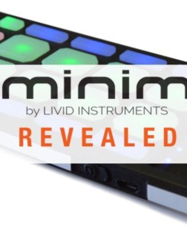 Livid Instruments Prepares To Drop The Minim Wireless Midi Controller
