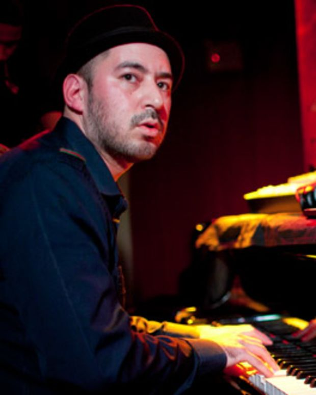 Mark de Clive-Lowe: Live Performance at Point Blank Los Angeles