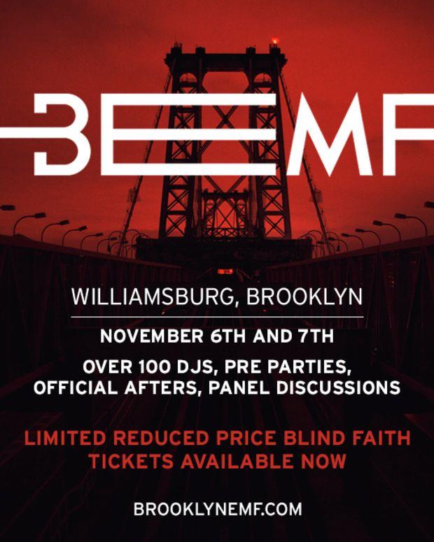 Brooklyn Electronic Music Festival BEMF